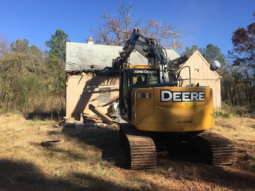 old house demo 4