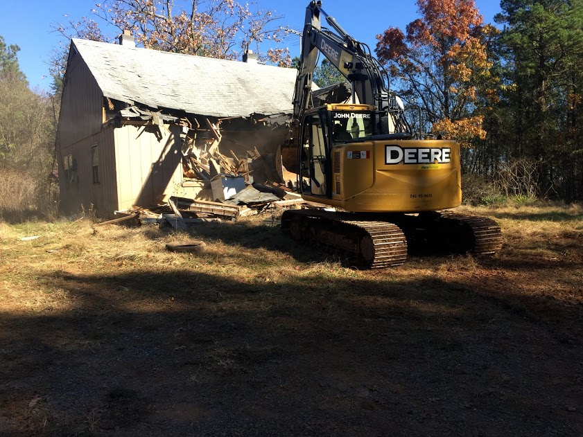 old house demo 5