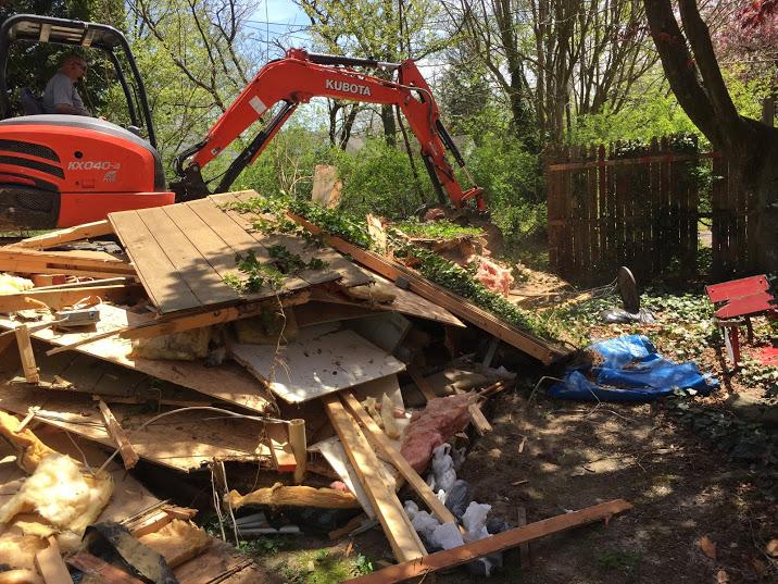 virginia home demolition 2