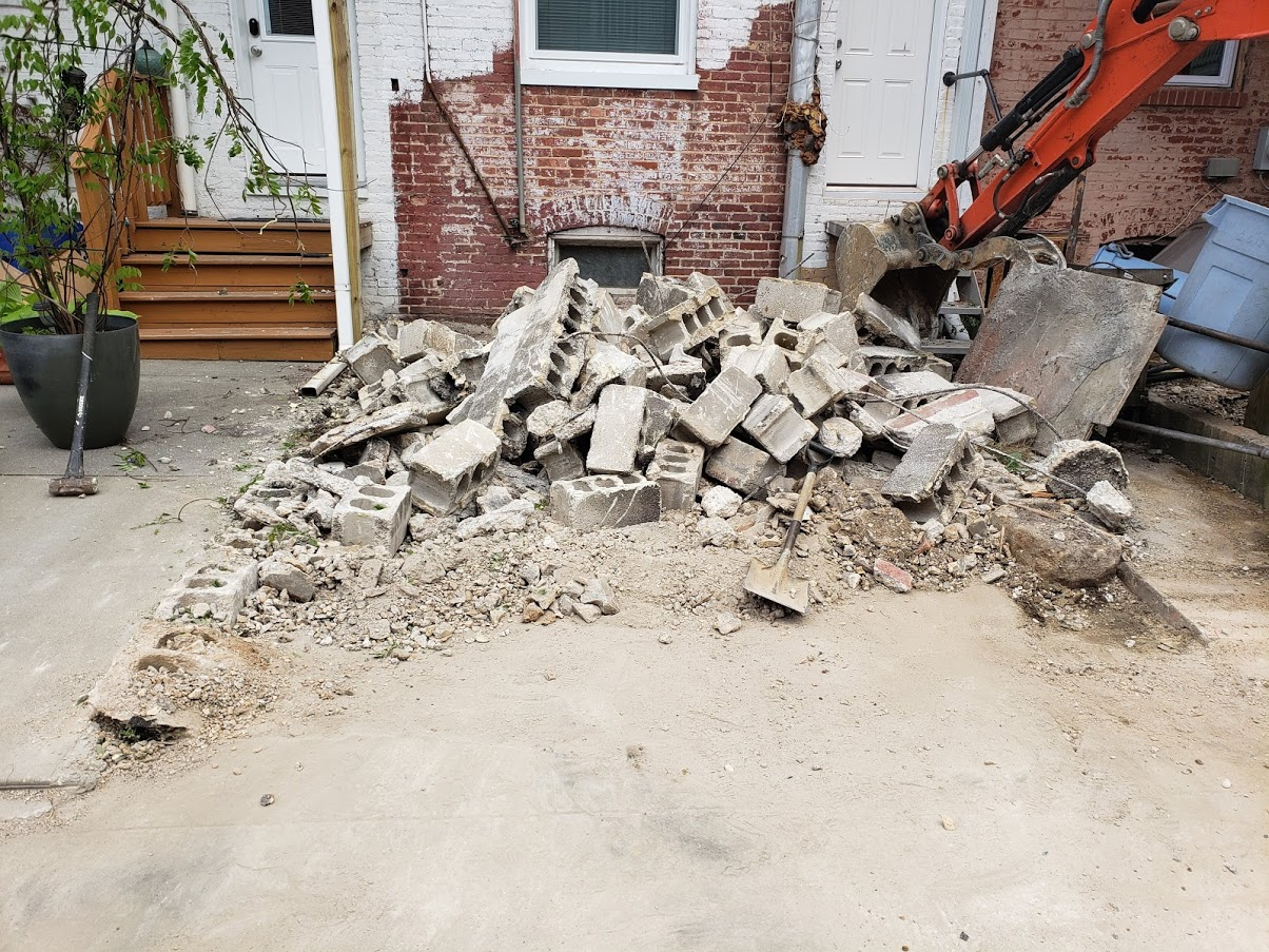 baltimore demolition