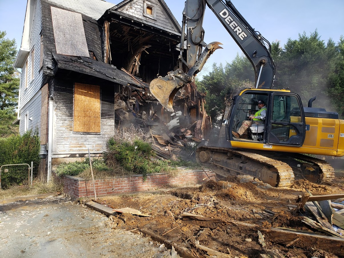 montgomery county demolition 2
