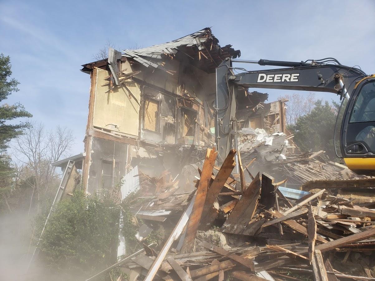 montgomery county demolition 3